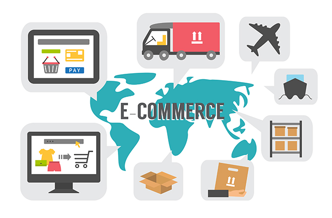 E commerce is the Solution for Rowan County NC