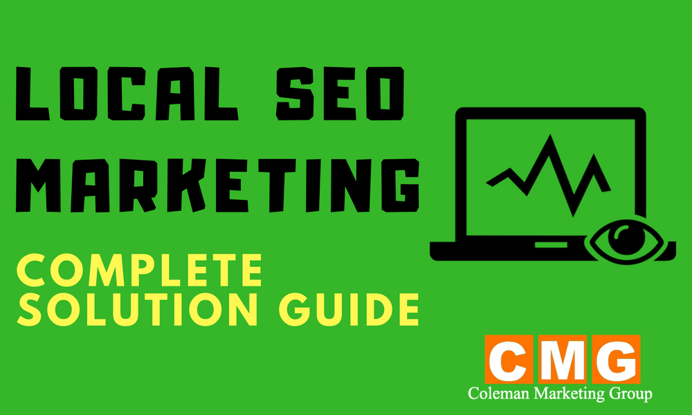 You Don't Have To Be A Big Corporation To Dominate Local SEO